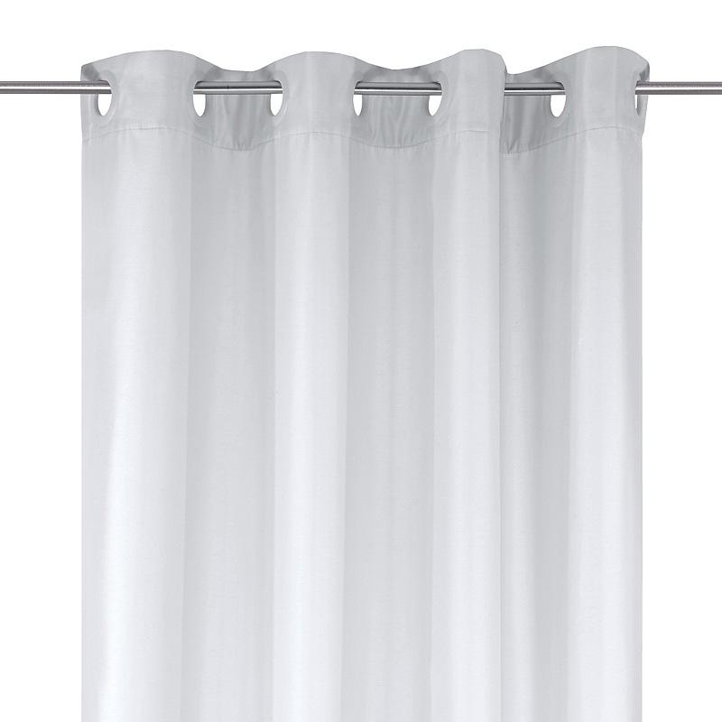 senschal thermogardine vorhang vorh nge gardine gardinen sen 140x245cm weiss ebay. Black Bedroom Furniture Sets. Home Design Ideas
