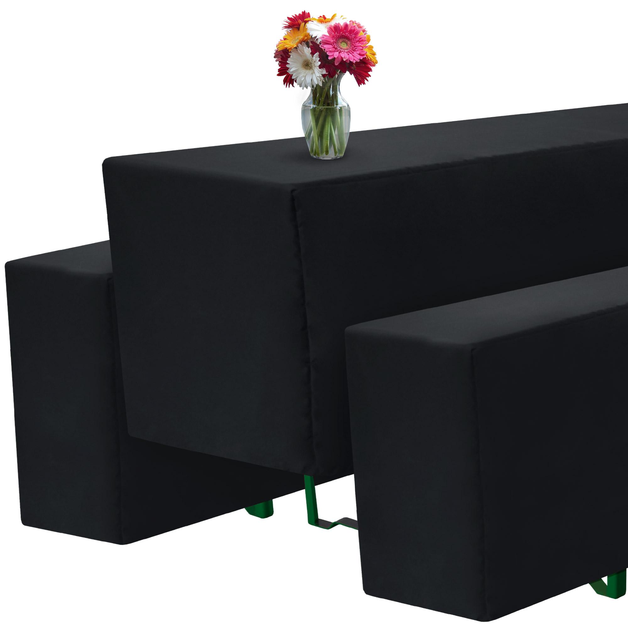 hussen bierzeltgarnitur 180 cm biertischhusse. Black Bedroom Furniture Sets. Home Design Ideas