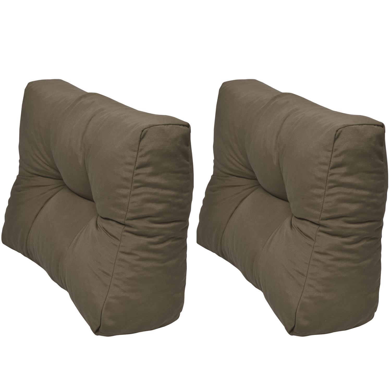 palettenkissen anthrazit palettenpolster palettenauflage kissen auflage polster ebay. Black Bedroom Furniture Sets. Home Design Ideas