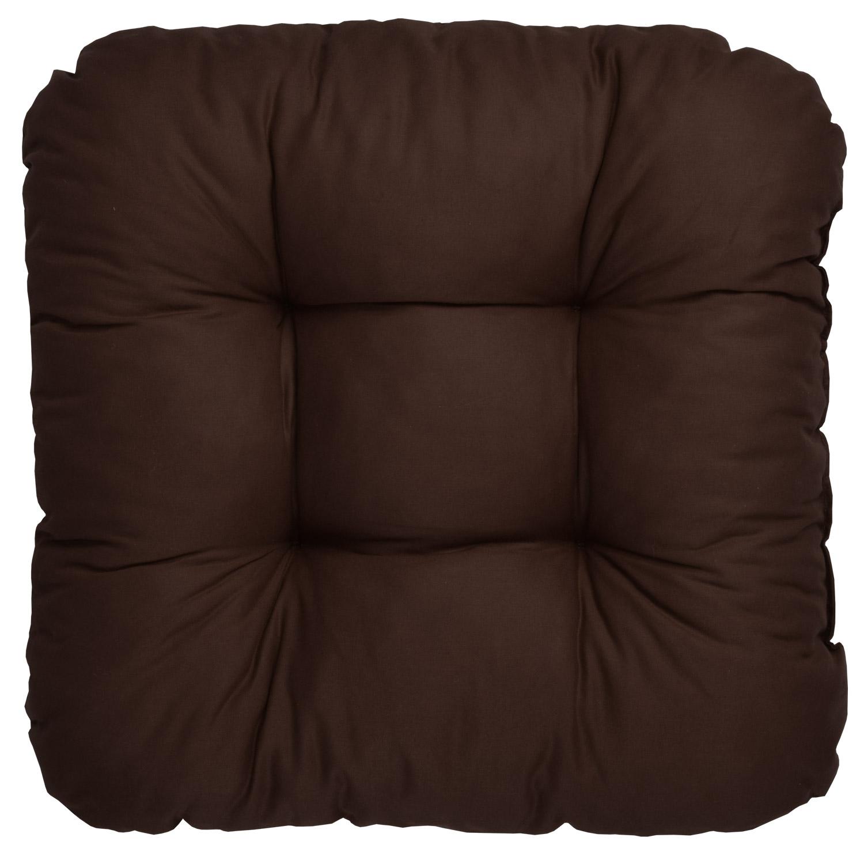 sitzkissen 40x40 cm bodenkissen stuhlkissen polster bequem kissen weich garten ebay. Black Bedroom Furniture Sets. Home Design Ideas