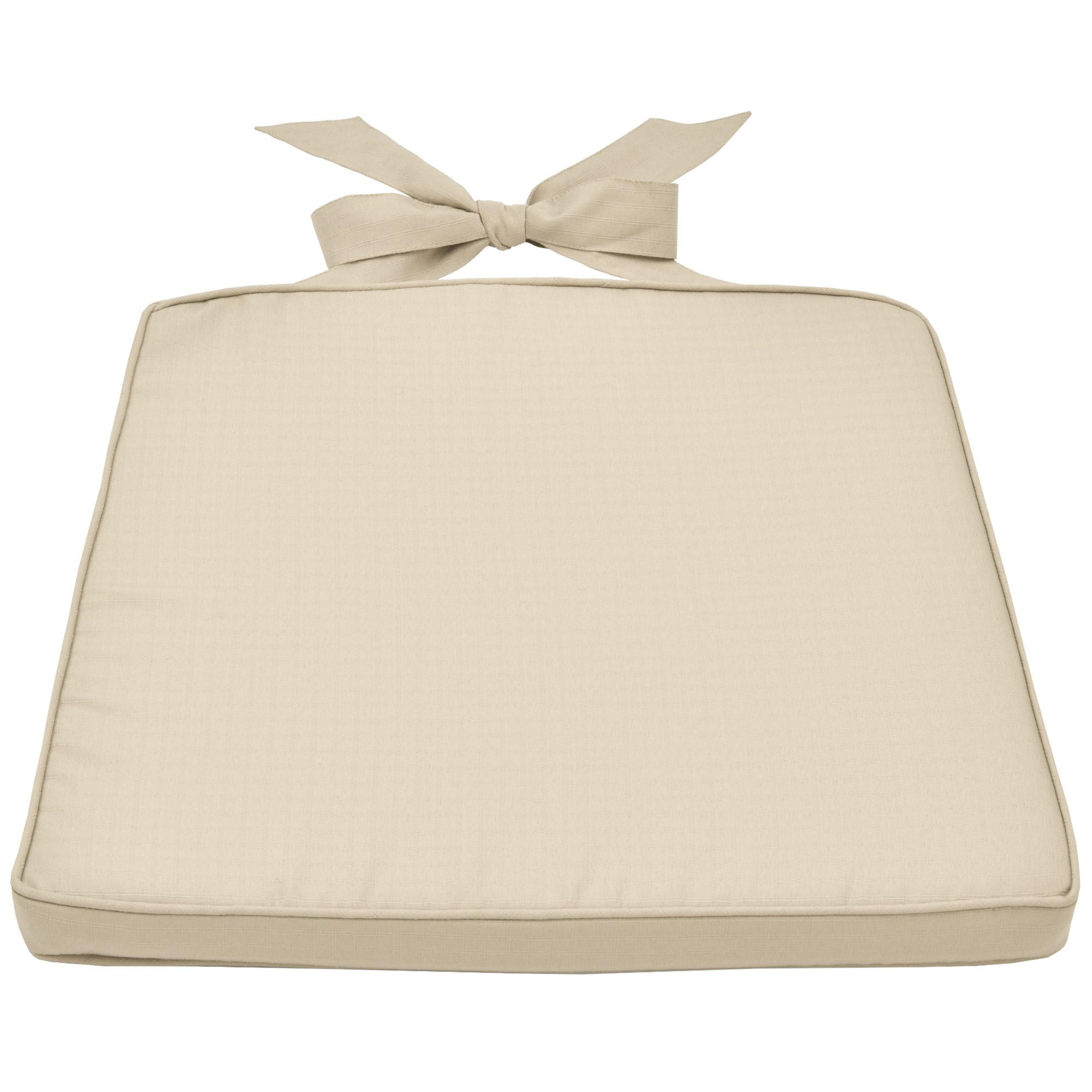 stuhlkissen sitzkissen kissen polster auflage sitzauflage sitzpolster rattan ebay. Black Bedroom Furniture Sets. Home Design Ideas